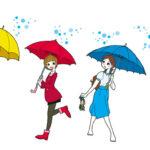 雨音のリズム