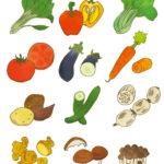 カット集/野菜
